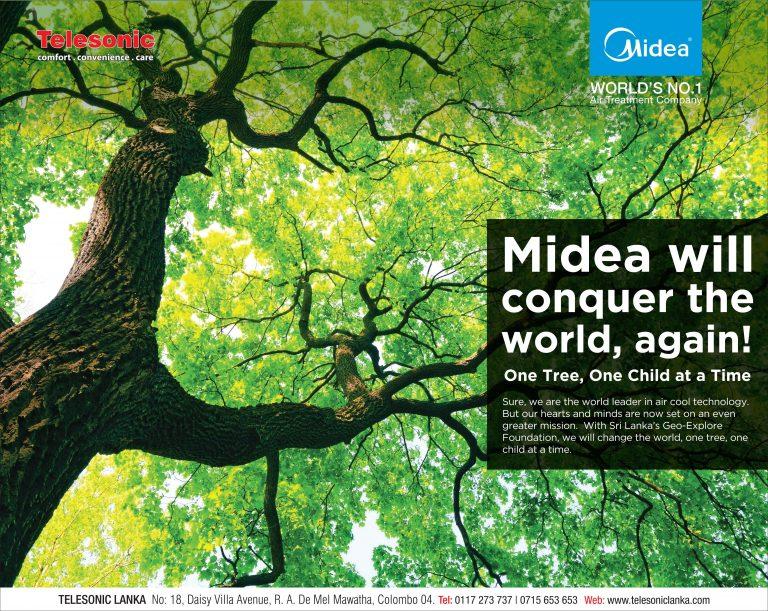 26x10 -Telesonic Midea will conquer-English Editable